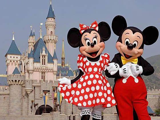 迪士尼动物王国冒险乐园 高清图片